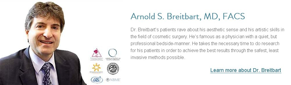 Dr. Arnold Breitbart Liposuction Surgeon