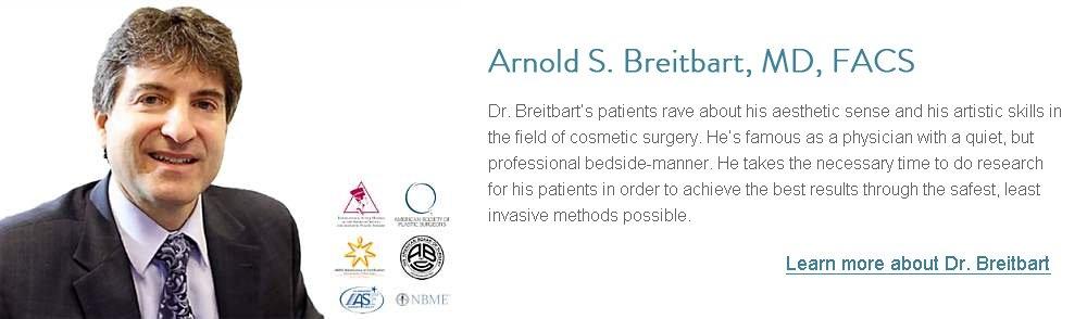 Dr. Arnold Breitbart Liposuction Surgeon